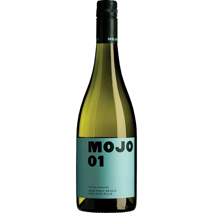 Mojo In Full Colour Adelaide Hills Pinot Grigio 2019