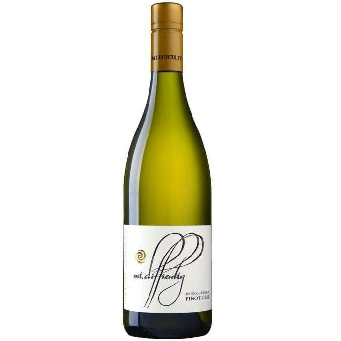 Mt Difficulty Bannockburn Central Otago Pinot Gris 2017