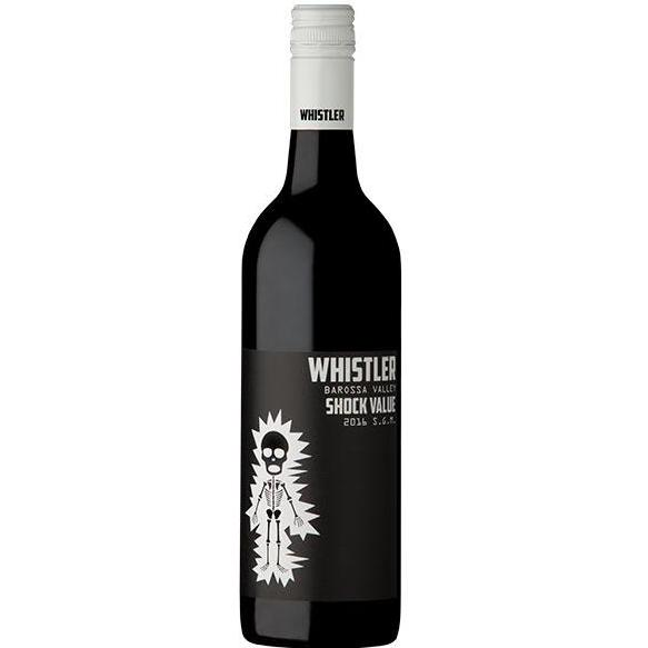 Whistler Shock Value Barossa Valley S.G.M. Red Blend 2017