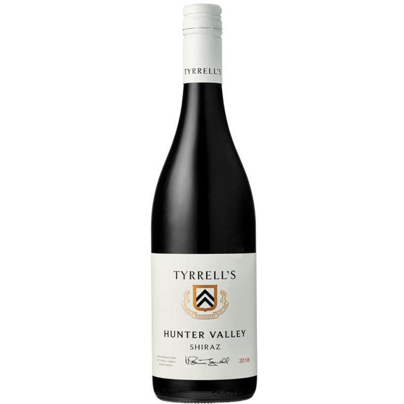 Tyrrell's Wines Hunter Valley Shiraz 2018