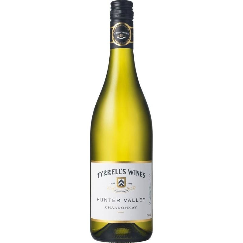 Tyrrell's Wines Hunter Valley Chardonnay 2018