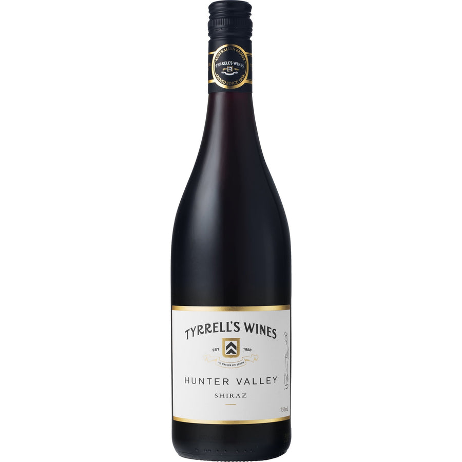 Tyrrell's Wines Hunter Valley Shiraz 2017