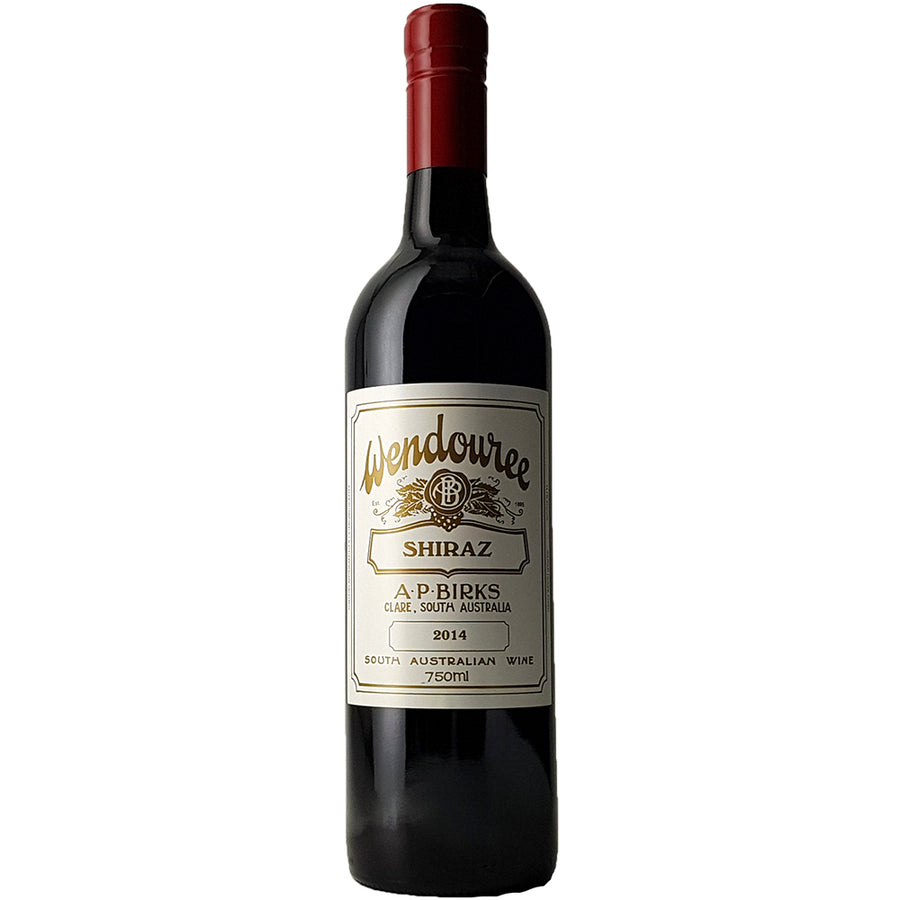 Wendouree Clare Valley Shiraz 2014 (Single bottle)