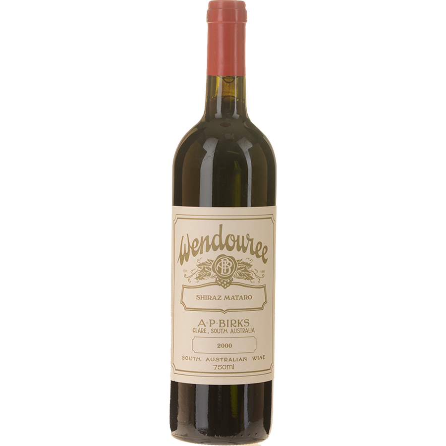 Wendouree Clare Valley Shiraz Mataro 2000 (Single bottle)