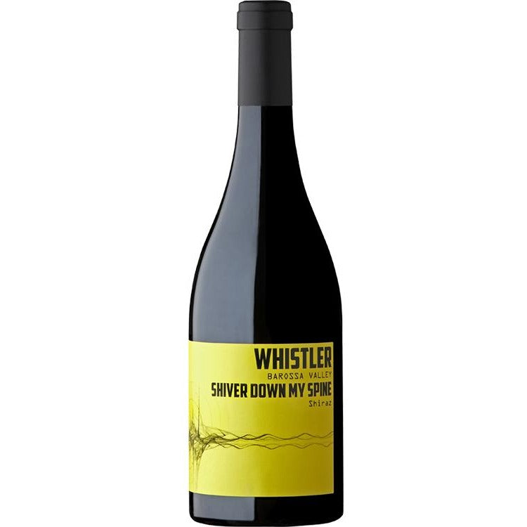 Whistler Shiver Down My Spine Barossa Valley Shiraz 2017