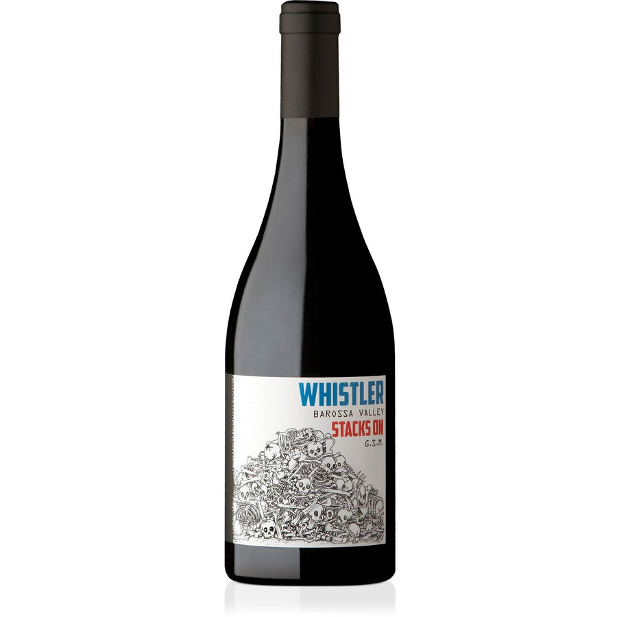 Whistler Stacks On Barossa Valley GSM 2017
