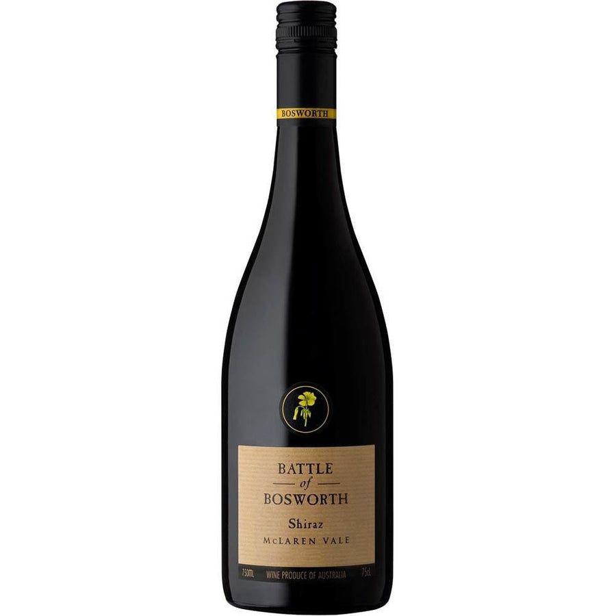 Battle of Bosworth Organic Shiraz 2016