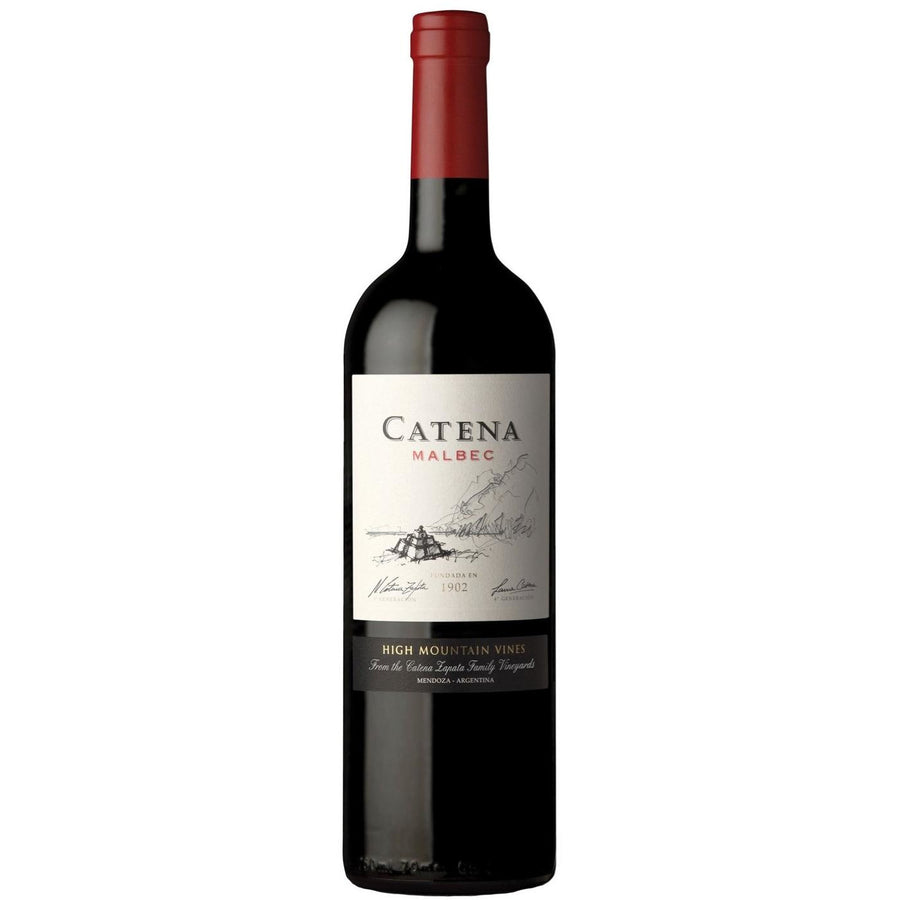 Bodega Catena Zapata High Mountain Vines Malbec 2017