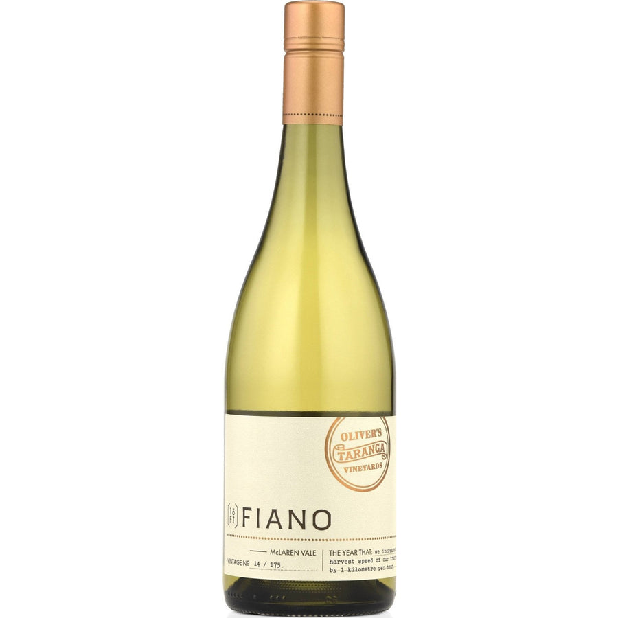 Oliver's Taranga Small Batch Fiano 2020