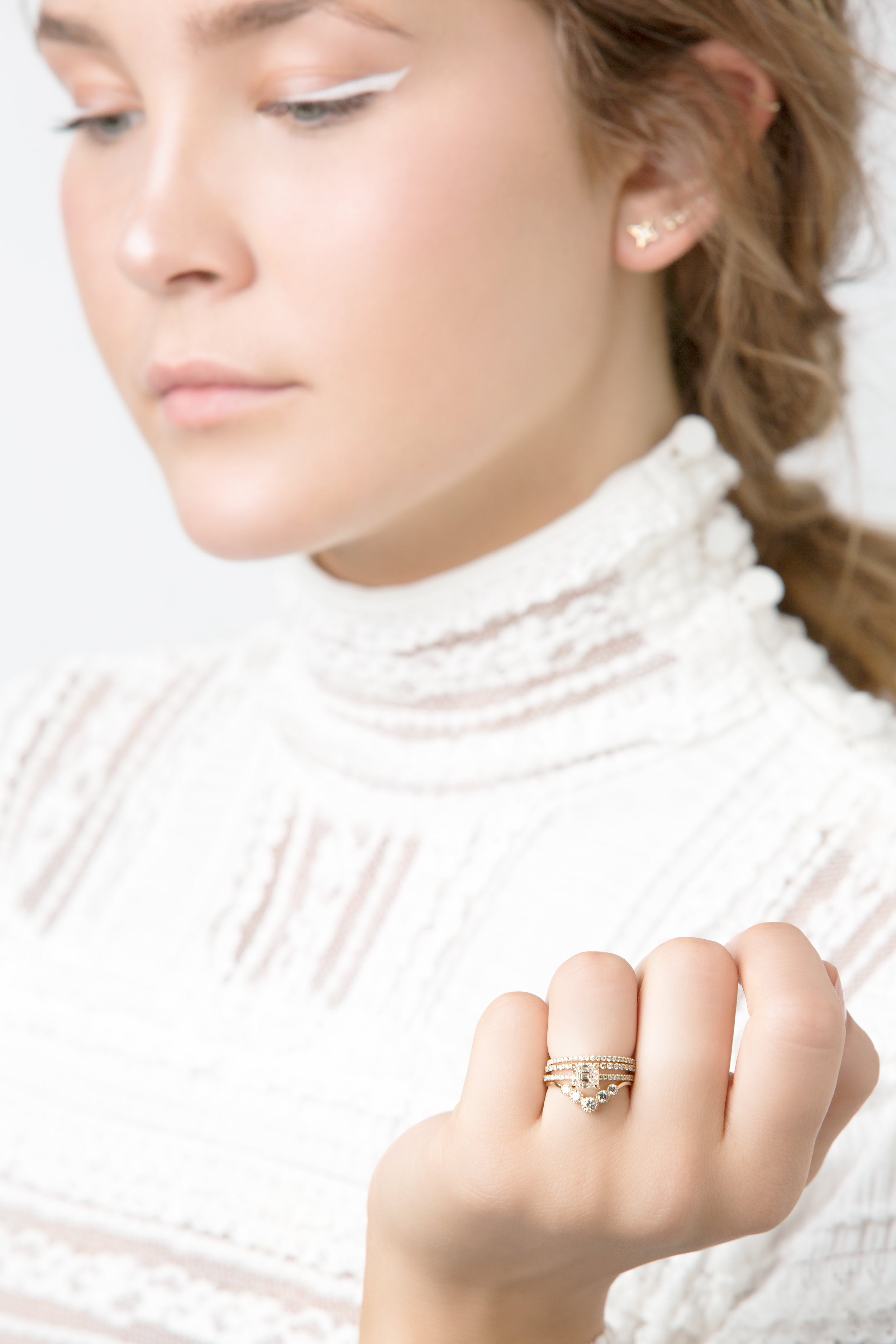 everett fine jewelry custom rings lookbook