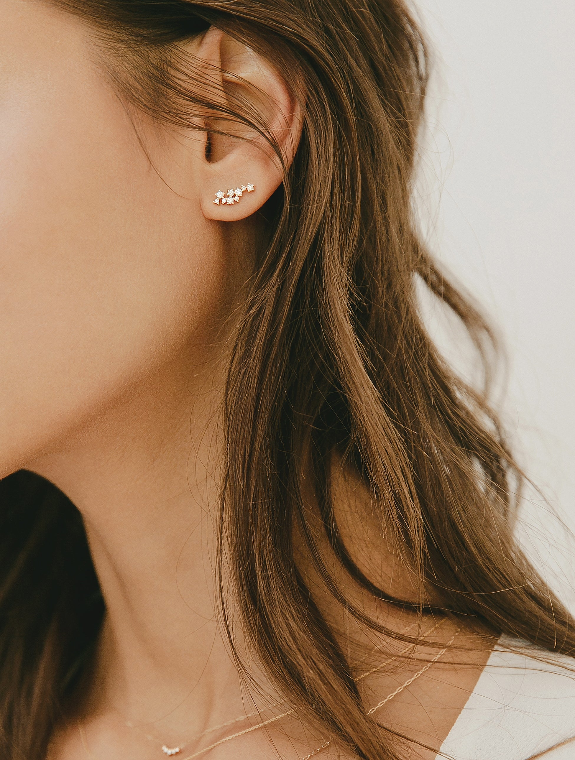everett fine jewelry custom earrings lookbook