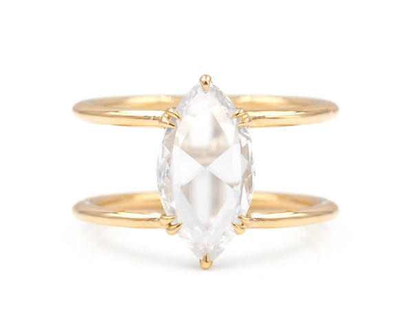 1.46-Carat Marquise Clementine Ring