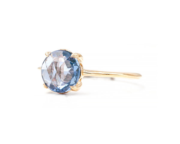 1.75-Carat Sapphire Wren Ring (size 6.25 in stock)