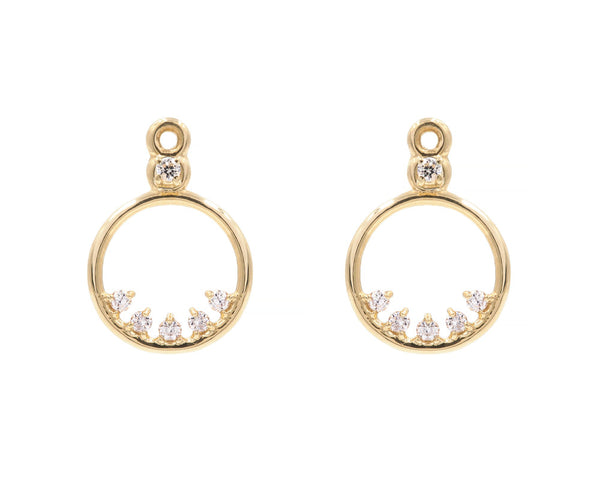 Everett Fine Jewelry Dorado Diamond Earring Jackets