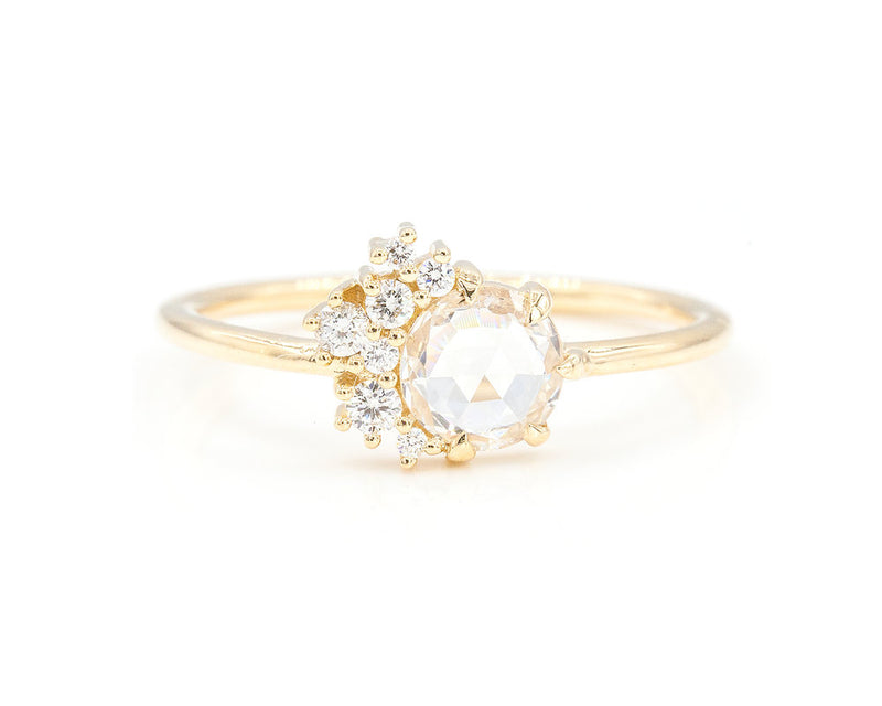 Everett Fine Jewelry Lili Cluster Ring
