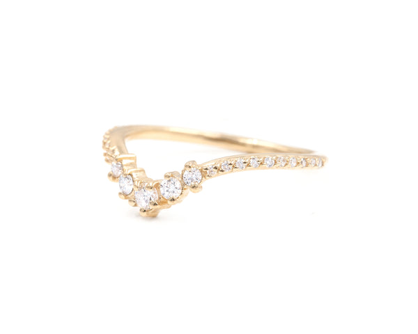 Clover Ring (size 6.25 in stock)