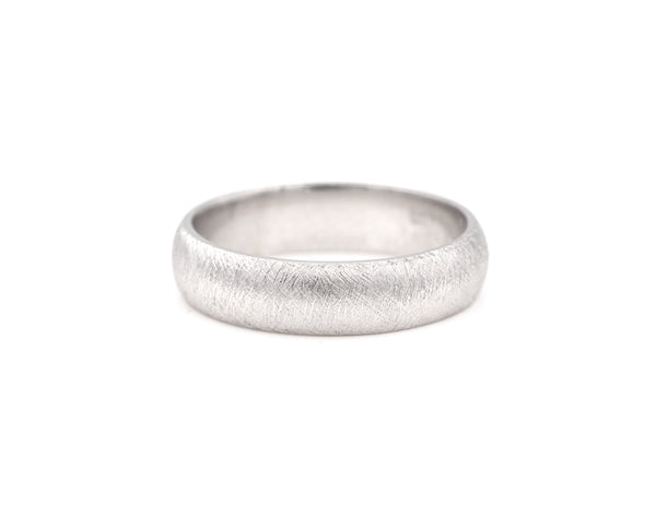 Everett Fine Jewelry Rough Texture Band