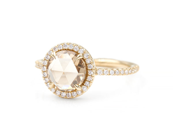 1.33-Carat Round Blair Ring