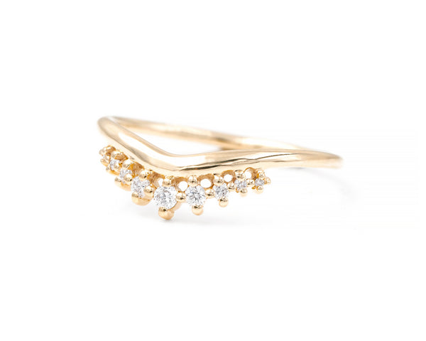 Aurora Ring (size 6.25 in stock)