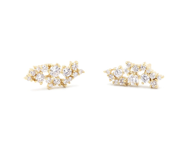 Everett Fine Jewelry Callisto Stud Earrings