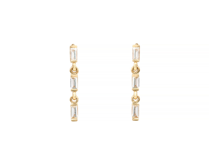 Petite Cascade Earrings