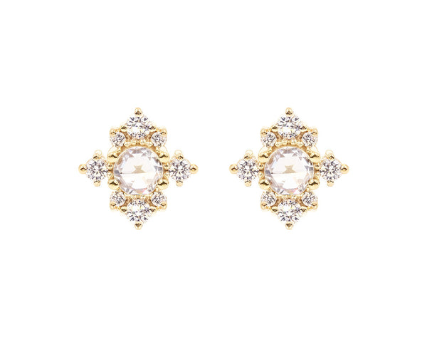 Everett Fine Jewelry Andromeda Stud Earrings