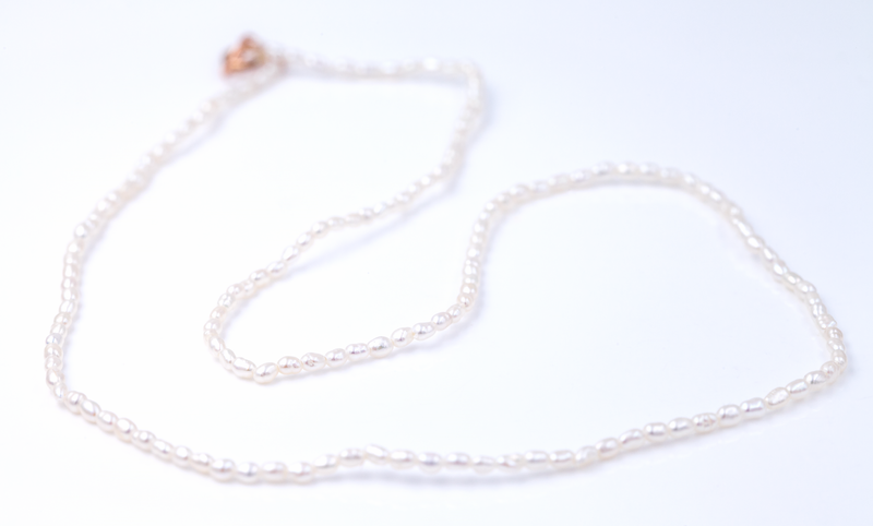 Freshwater Seed Pearl Necklace