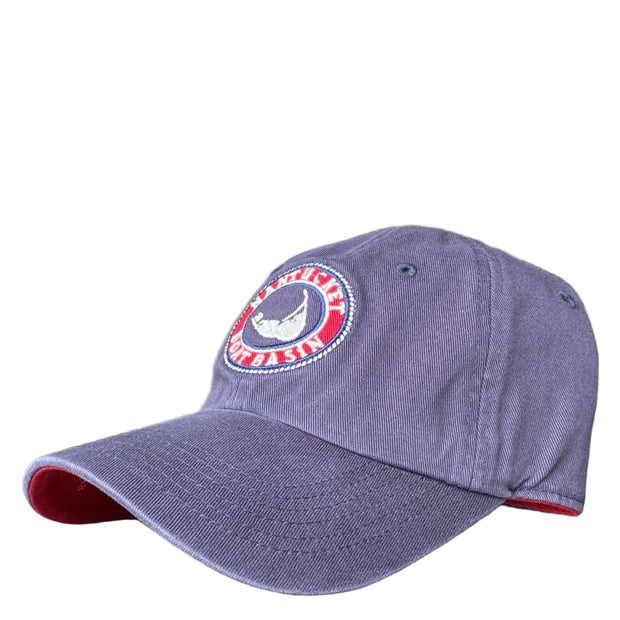 Nantucket Boat Basin Washed Polo Hat