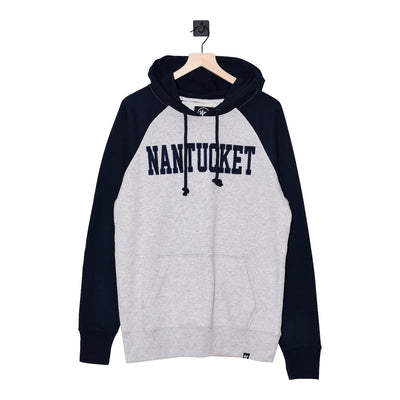 CATCH OF THE DAY! Nantucket Headline Raglan Hood