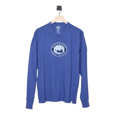 Nantucket Boat Basin Flags Flanker LS MVP Tee