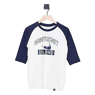 Nantucket Super Rival Raglan Youth Tee