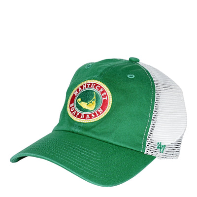Nantucket Boat Basin Stretch Trucker
