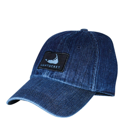 Nantucket Label Dark Denim Hat