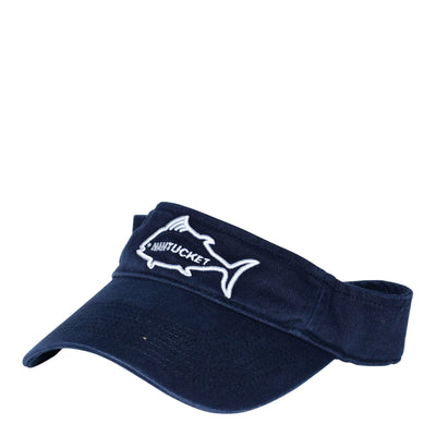 Nantucket Tuna Washed Visor