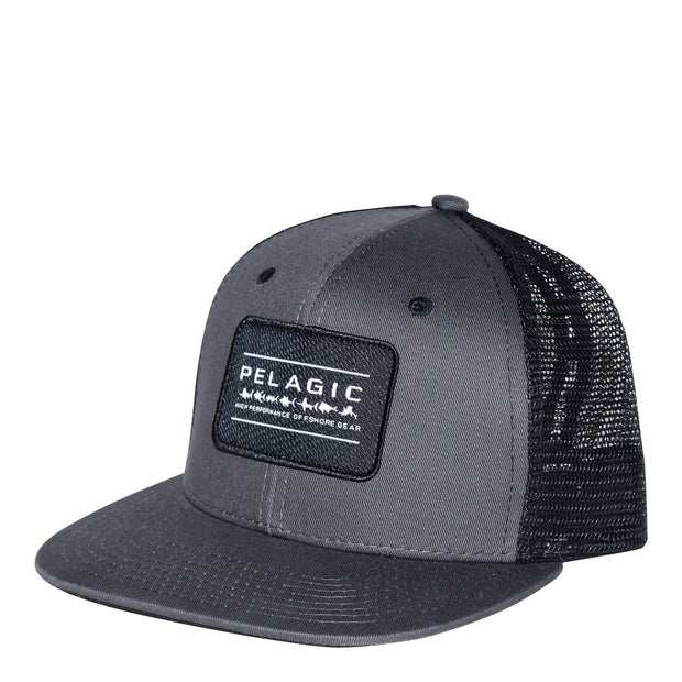Pelagic Greylight Snapback