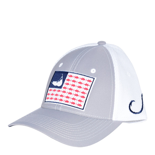 Nantucket Flag Hook Flexfit Hat
