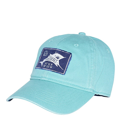 Nantucket Marlin Coordinate Washed Hat