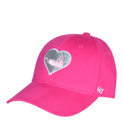 Dahlia Magenta Youth Hat