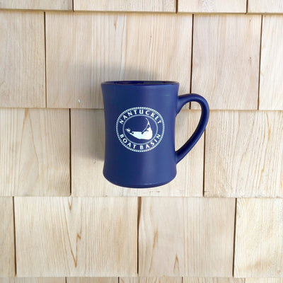 Nantucket Boat Basin Bedford 15 OZ. Diner Mug