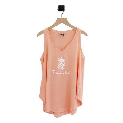 Nantucket Pineapple Welcome Tank