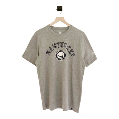 Nantucket Boat Basin Pregame Club SS Tee