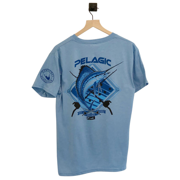 Nantucket Boat Basin Pelagic Sailfish Tee