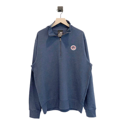 Ahead Rockport Heather 1/2 Zip