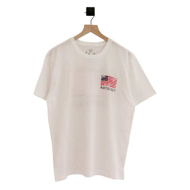 NAN Flag Hiho SS 100 Cotton Tee