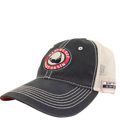 Nantucket Boat Basin Coordinates Washed Trucker