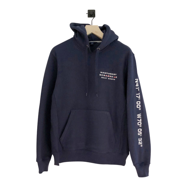 Nantucket Boat Basin Super Heavyweight Hoodie