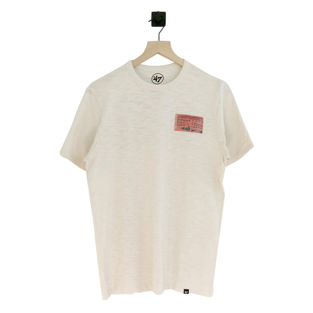 Nantucket Beach Permit Scrum SS Tee