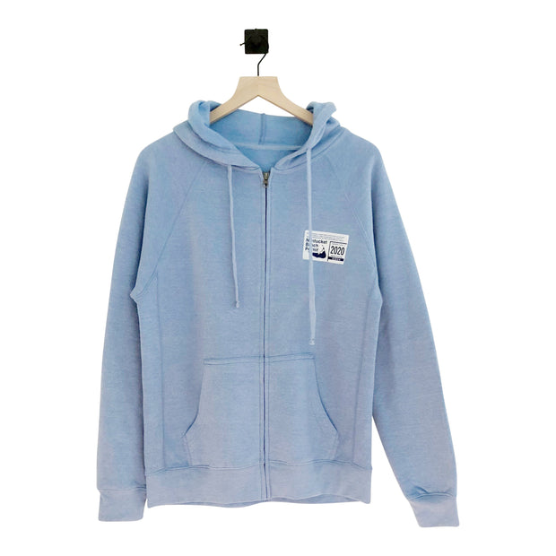 Nantucket Beach Permit Raglan Full Zip