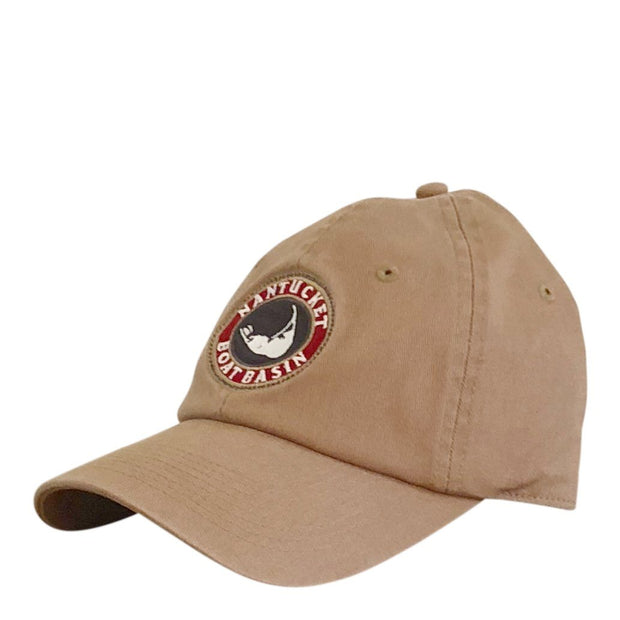 Nantucket Boat Basin Washed Polo Twill Hat