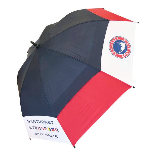Nantucket Boat Basin Windbrella 62 Auto Umbrella